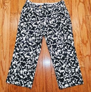 Lilly Pulitzer Couderoy Capris